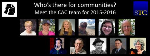 STC CAC team 2015-2016