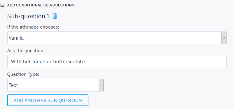 Sub-Questions